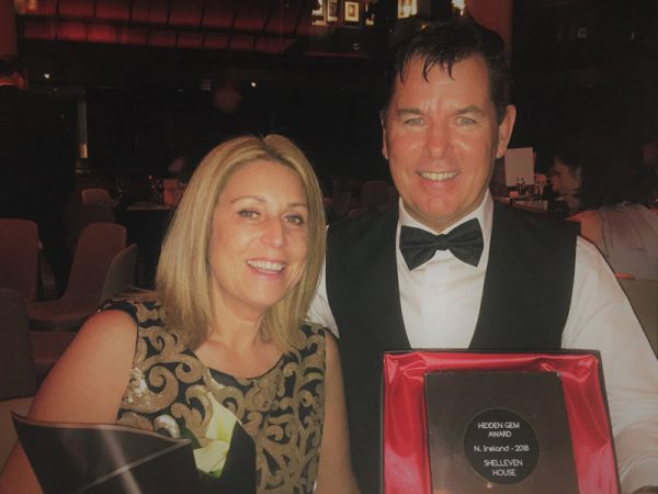 Sue and Paul Toner
